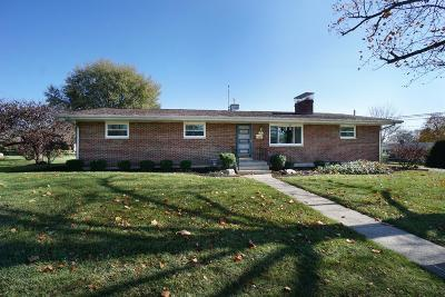 Single Family Home For Sale: 452 Glenview Drive