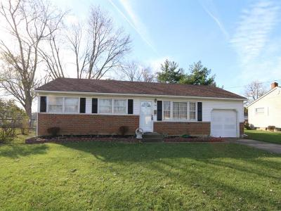 Single Family Home For Sale: 335 Wyoming Avenue