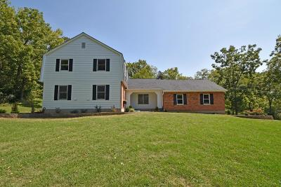 Butler County Single Family Home For Sale: 4300 Howards Creek Road