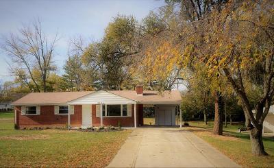 Single Family Home For Sale: 5951 Janice Drive