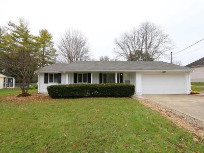 Single Family Home For Sale: 128 Creech Lane