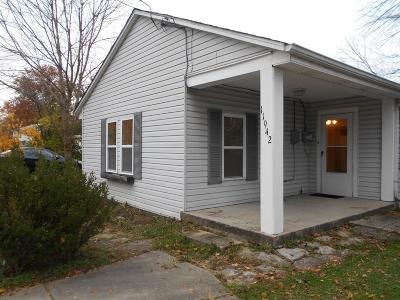 Single Family Home For Sale: 11942 First Avenue