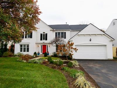 Single Family Home For Sale: 8018 Ashley View Drive