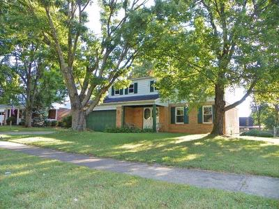 Single Family Home For Sale: 1806 Muskegon Drive