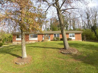 Single Family Home For Sale: 698 Cedar Knolls Court