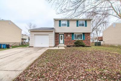 Single Family Home For Sale: 5730 Crab Apple Way Drive