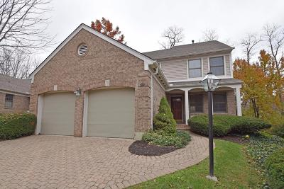 Single Family Home For Sale: 7475 Muchmore Close