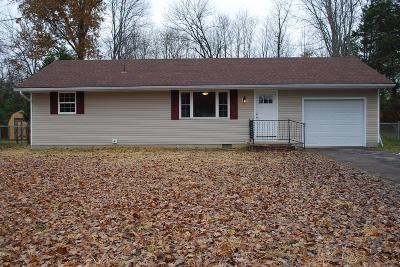Adams County, Brown County, Clinton County, Highland County Single Family Home For Sale: 5389 Maple Grove Avenue