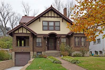 Single Family Home For Sale: 780 East Mitchell Avenue