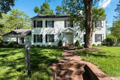Butler County Single Family Home For Sale: 150 Shadowy Hills Drive