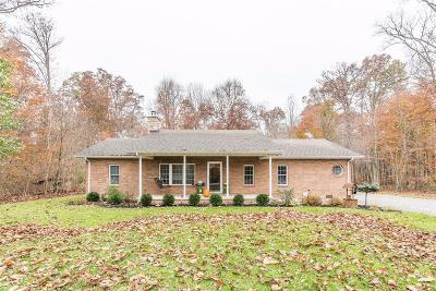 Adams County, Brown County, Clinton County, Highland County Single Family Home For Sale: 599 Sardinia Mowrystown Road