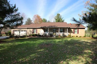 Adams County, Brown County, Clinton County, Highland County Single Family Home For Sale: 921 Bethel New Hope Road