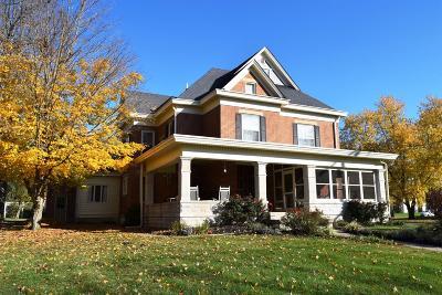 Butler County Single Family Home For Sale: 5990 Contreras Road