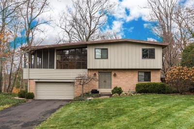 Hamilton County Single Family Home For Sale: 6040 Stirrup Road