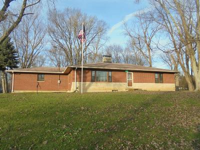 Adams County, Brown County, Clinton County, Highland County Single Family Home For Sale: 125 East State Route 350