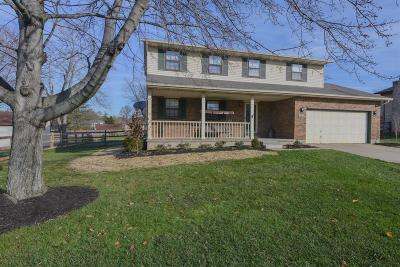 Fairfield Single Family Home For Sale: 3938 Schroeder Drive
