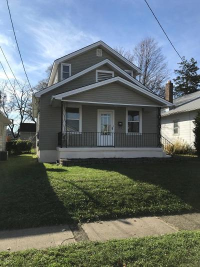 Hamilton Single Family Home For Sale: 729 Clinton Avenue