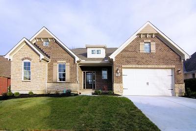 Warren County Single Family Home For Sale: 4924 Water Stone Lane