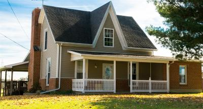 Highland County Single Family Home For Sale: 914 Sardinia Mowrystown Road