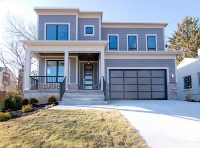 Single Family Home For Sale: 7227 Osceola Drive