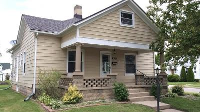 Preble County Single Family Home For Sale: 430 East Israel Street