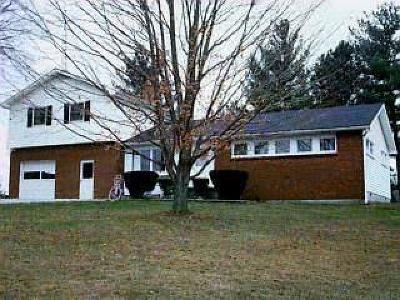 Meigs Twp OH Single Family Home For Sale: $125,000
