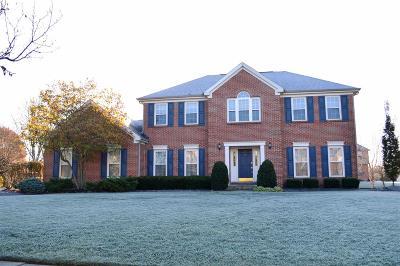 Warren County Single Family Home For Sale: 6776 Keeneland Way