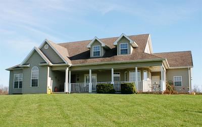 Butler County Single Family Home For Sale: 6466 Hetzler Road