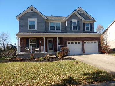 Fairfield Single Family Home For Sale: 6183 Lakewood Drive