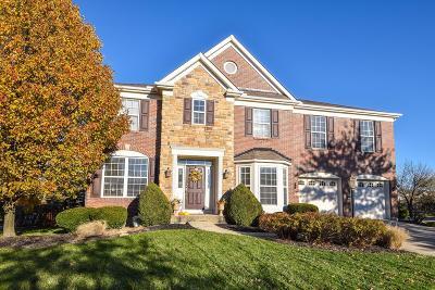 Warren County Single Family Home For Sale: 8372 Oakdale Court