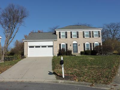 West Chester Single Family Home For Sale: 7818 Hollow Oak Court
