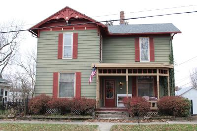 Preble County Single Family Home For Sale: 217 South Maple Street