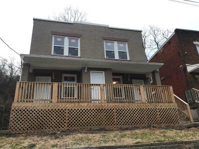 Cincinnati Multi Family Home For Sale: 122 Valencia Street