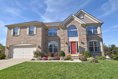 Butler County Single Family Home For Sale: 6007 Kensington Trail