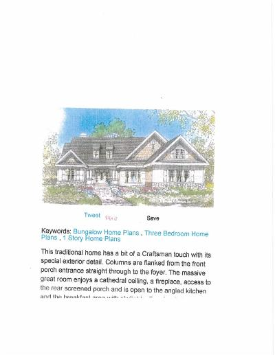 Butler County Single Family Home For Sale: 7996 Bennington Drive