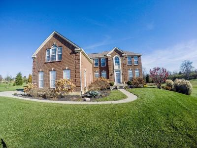Warren County Single Family Home For Sale: 2609 Whitecap Court