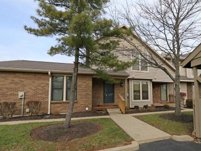 Fairfield Condo/Townhouse For Sale: 12 Overlook Court