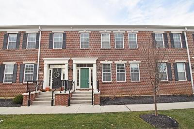 Warren County Condo/Townhouse For Sale: 9225 Leland Court
