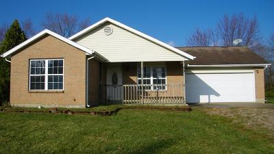 Preble County Single Family Home For Sale: 55 Shield Drive
