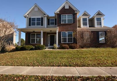Single Family Home For Sale: 7270 Hargus Drive