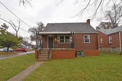 Sycamore Twp OH Single Family Home For Sale: $159,900