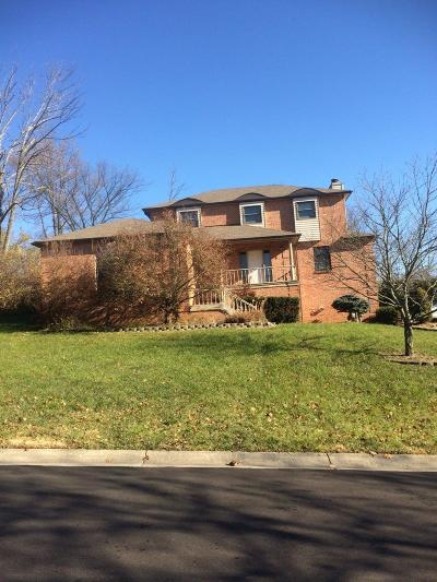 West Chester Single Family Home For Sale: 8360 Todd Creek Circle