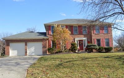 West Chester Single Family Home For Sale: 7254 Bannerwood Drive