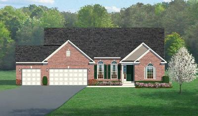Mason Single Family Home For Sale: 2715 Hartfield Lane