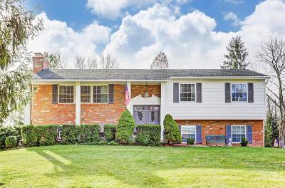 Hamilton County Single Family Home For Sale: 7795 Trailwind Drive