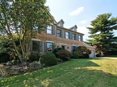 Hamilton County Single Family Home For Sale: 6011 Samstone Court