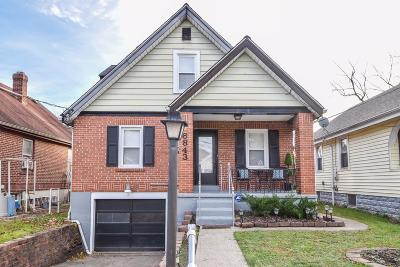 Single Family Home For Sale: 6843 Hurd Avenue