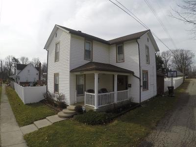 Preble County Single Family Home For Sale: 32 Smith Street