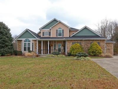 Clermont County Single Family Home For Sale: 3514 Behymer Road