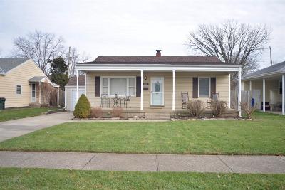 Hamilton Single Family Home For Sale: 3880 Freeman Avenue